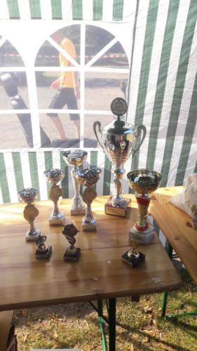 Kinder- u. Frauen-Pokale,Platzierungen und derRudi Brammer-Gedächtnispokal